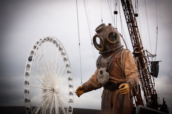 SEA ODYSSEY GIANT SPECTACULAR